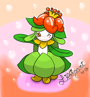 Lilligant by CLoh-Style
