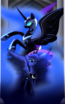 Princess of The Night by geraritydevillefort