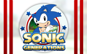 Sonic Generations Classic by darkfailure