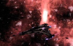 The Harbinger Investaging A Subspace Tear by tj-hawk