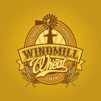 windmill wheat logo by Satansgoalie