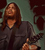 Shaun Morgan by orgo