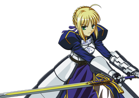 Saber by net-addick