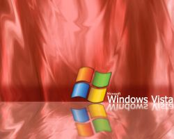 Microsoft Windows Vista RED by klen70
