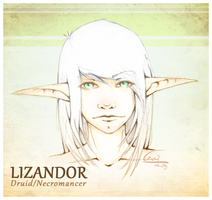 Lizandor very young by cevier