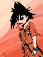 American Goku by Number1Exile