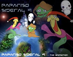 PAPARISO SIDERAL 9 by Magical-Dreamers