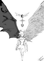 angels and demons by oblivious-life