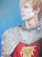 Prince Arthur by luckynumber44
