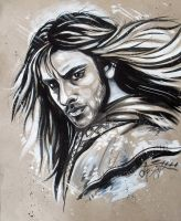 Kili the Dwarf by AndreevaPolina