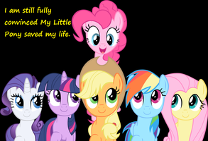 My Little Pony Saved My Life by DoctorDash