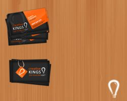 Creative Kings namecard by Smytt