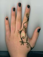 Amys Henna -scanner test by fae