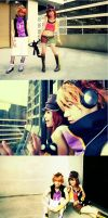 TWEWY - retrotime :D by LiL-KRN-YUNA