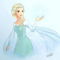 Elsa by puretruth1103