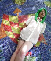 Casual!Gumi- Dem Legs Tho ^.~ by DreamsOverRealityCos