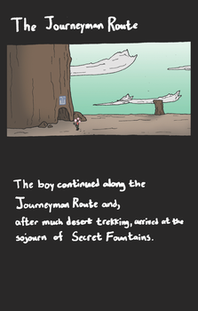 WKR:  The Saga of the Stranded Sorcerers, Page 35 by Orbital-Primeval