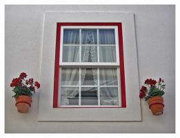 Portuguese Window by Garelito-Photos