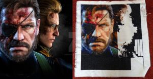 MGSV: Ground Zeroes Project Update 17 by Snake-Fangirl