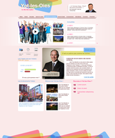 """City webdesign """"Yot-les-Oies"""" by Mstarback"""
