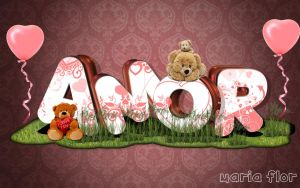 amor hecho x miii by florvaz5