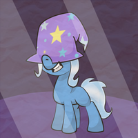 Lil Trixie by rivalcat