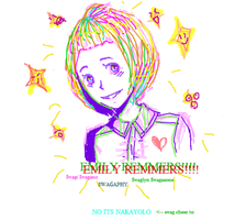 Emily remmers (collab?) by HokiMaru