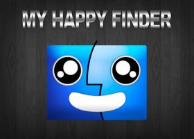 My Happy Finder by cluper