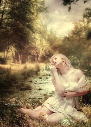 summer idyll... by mirandaarts