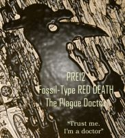 PRE12 - The Plague Doctor by Stac-cato
