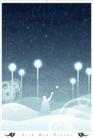 Erio Mem Dreams: Snowfly by solei