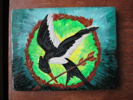 Hunger Games by Laddy-of-Fire