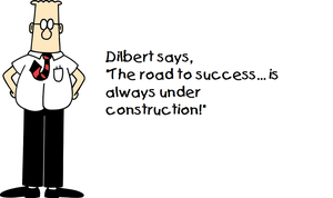 Dilbert says! by pinklilac2
