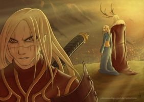 Prince Nuada :: 086 Choices by PrinceNuadaProject
