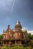 Victorian House I by joelht74