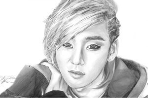U-KISS Kevin by PuSijie