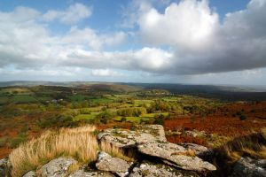 Autumn on Dartmoor II by toosas