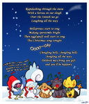 RD - Chingling Bells by TamarinFrog