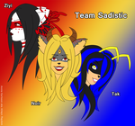 .Team Sadistic. by AilwynRaydom