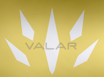 Valar Flag by EmperorMyric