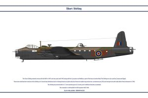 Stirling 90 Sqn by WS-Clave