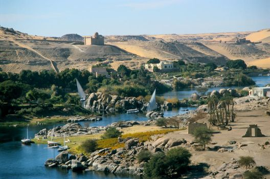 From Aswan with love by Yousry-Aref