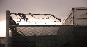 Prison Fences by RakelClark