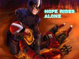 Hope Rides Alone by Dollmaster92