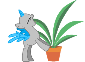 Base 26: I AM GOING TO DEVOUR THIS PLANT!!! by MADZ-Bases