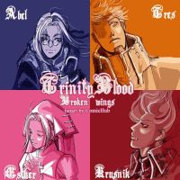 Trinity Blood: Broken Wings by comichub