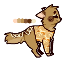 Cinnamon Roll kitty offer to adopt | Closed by Flovvers
