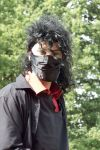 Earth song 1 ( michael jackson ) by Masked-Jackson