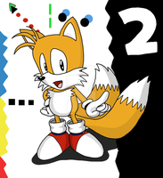 Miles Tails Prower (1992) by SpongeDudeCoolPants