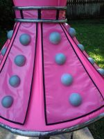 Doctor Who - Pink Dalek Sneak Peek by Timestitcher